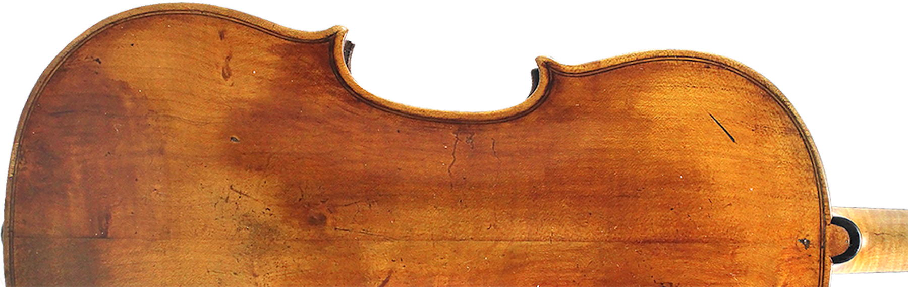 violin front page